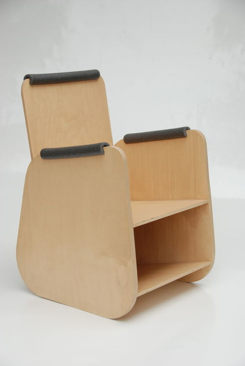 Вариант фанерного стула