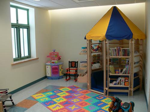 Детский домик в квартире