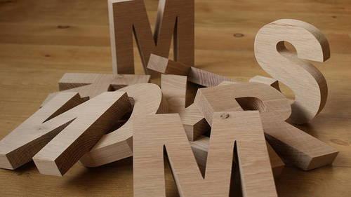 Буквы для свадьбы своими руками из фанеры