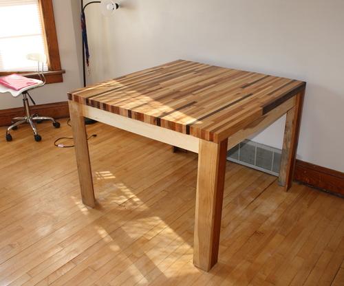 Сделать столик из фанеры своими руками 8