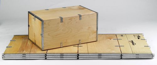 Разборный ящик для инструментов