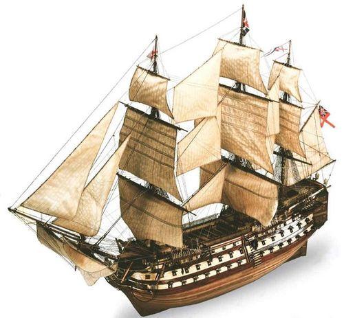Делаем корабли из фанеры